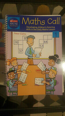 Collins Kids  Primary School Maths Call Developing Children's Skills MATHEMATICS • 15£