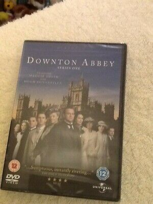 Downtown Abbey Series One New Sealed DVD  • 4£