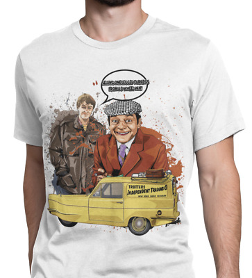 £9.99 • Buy Tv Series Funny T Shirt For Only Fools And Horses Fans