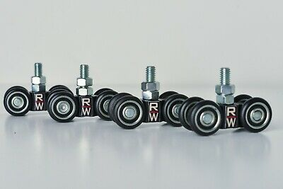 RIG Wheels Camera/Video Dolly Wheels Set Of Four • 60.81£