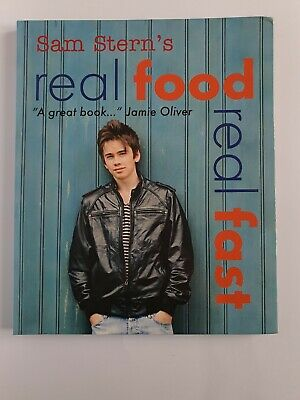 Real Food, Real Fast By Susan Stern, Sam Stern (Paperback, 2006) • 4.99£