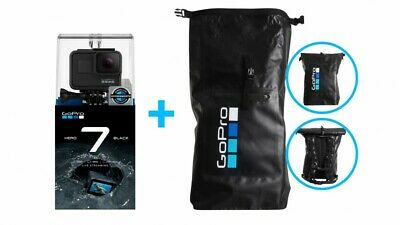 AU470 • Buy NEW GoPro Hero7 Black 30L Dry Bag Bundle