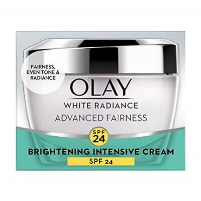 AU36.12 • Buy  50GM | FSW Olay White Radiance Advanced Fairness Brightening Intensive Cream,