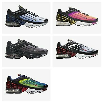 $154.99 • Buy New Nike Air Max Plus 3 Airmax Multiple Colors Mens Sizes 7.5-15 Shoes