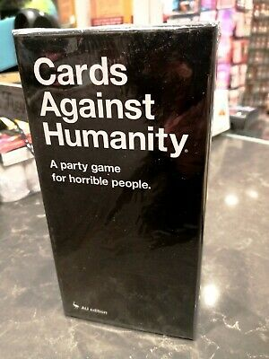 AU62.99 • Buy GENUINE Cards Against Humanity Australian Edition  FREE SHIPPING QUICK