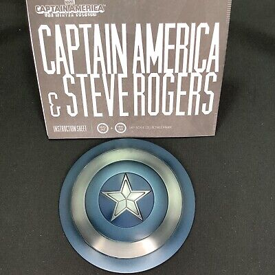 $ CDN79.60 • Buy 1/6 Hot Toys Captain America The Winter Soldier - Blue Shield