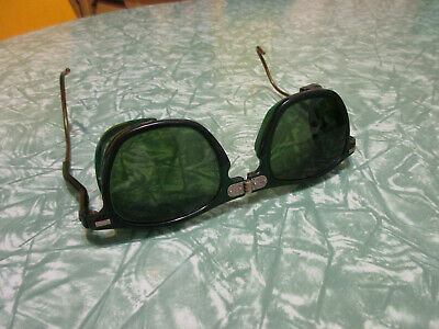 $49 • Buy Vintage Willson Safety Glasses Goggles