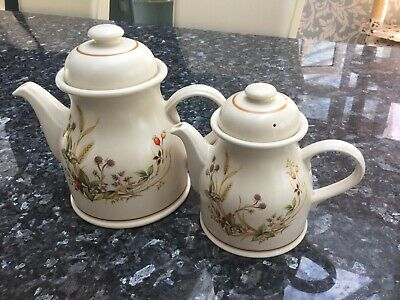 £4.99 • Buy 1 X Marks And Spencer Harvest Small Tea/coffee Pot - Straight/round Style.