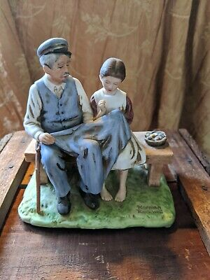 $ CDN19.73 • Buy Norman Rockwell Porcelain Figurines