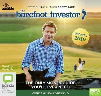 AU34.95 • Buy The Barefoot Investor: 2019/2020 Edition By Scott Pape & Scott Pape [Audio]