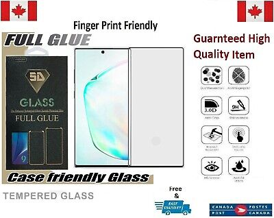 $ CDN8.50 • Buy Samsung Galaxy Note 8 9 10 10+ Plus Tempered Glass Screen Protector