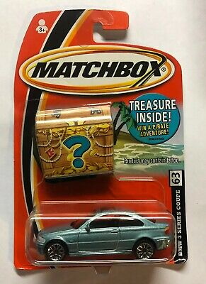 $19.95 • Buy Matchbox #63 BMW 3 Series Coupe BLUE - NEW SEALED