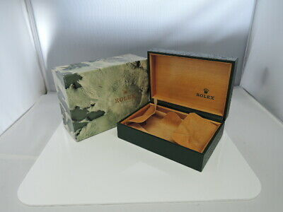 $ CDN120.27 • Buy ROLEX WATCH BOX CASE【NO PILLOW】68.00.55 100%Authentic CD1010 SA1