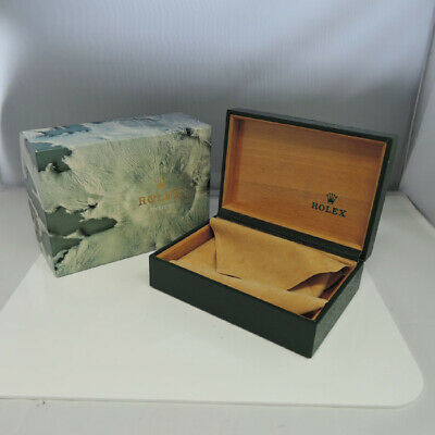 $ CDN120.27 • Buy Rolex Oyster Perpetual Date 15210 Watch Box Case【no Pillow】68.00.55 Cd1007 Sa1