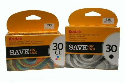 Kodak 30B And 30C Ink Cartridges - Black And Colour • 7.95£