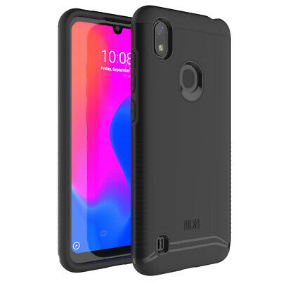 $14.90 • Buy Designed For ZTE Blade A7 Prime - TUDIA MERGE Dual Layer Cover Case