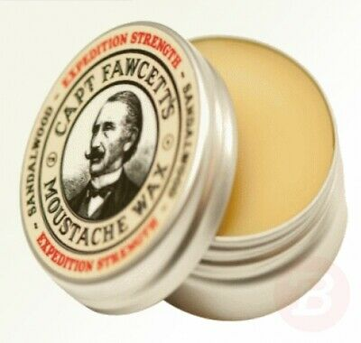 Captain Fawcett 15ml Expedition Strength Moustache Wax • 21.09£