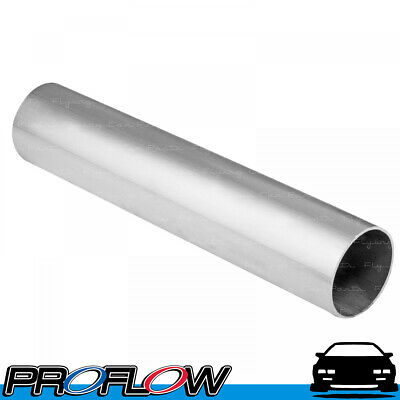AU25.84 • Buy PROFLOW Aluminium Intake Intercooler Tubing Pipe 4  Straight 30cm Long