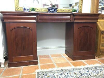 AU450 • Buy ANTIQUE Victorian Sold Mahogany Grand Sideboard