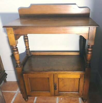 AU425 • Buy ANTIQUE EDWARDIAN Dumb Waiter / Sideboard
