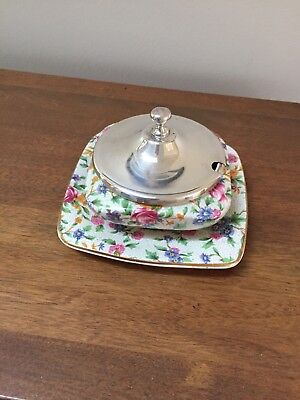 $ CDN60 • Buy Royal Winton Grimwades Old Cottage Chintz Jam Pot