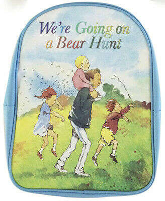 £8.95 • Buy We're Going On A Bear Hunt Rucksack / We're Going On A Bear Hunt Backpack - New