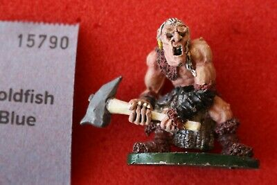Grenadier Models 940 Troll With Stone Club Metal Figure Fantasy Monster Trolls • 12.99£