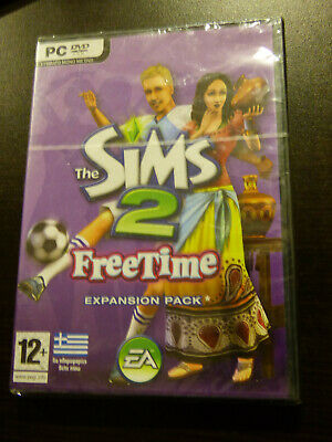 £14.16 • Buy The Sims 2 Freetime Expansion Pack Pc Game Sealed