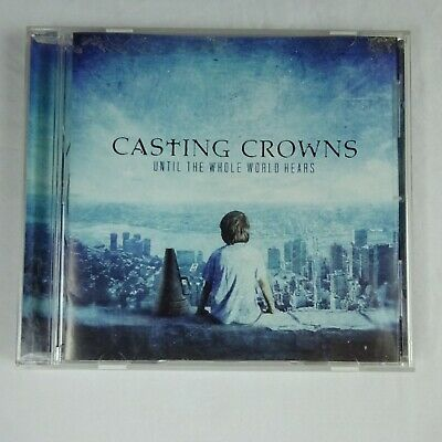$8.10 • Buy Casting Crowns CD Until The Whole World Hears