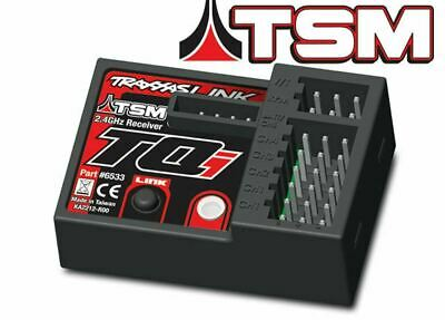 $ CDN50.44 • Buy Genuine Traxxas 5-channel Micro Tqi Receiver Stability Management Tra6533