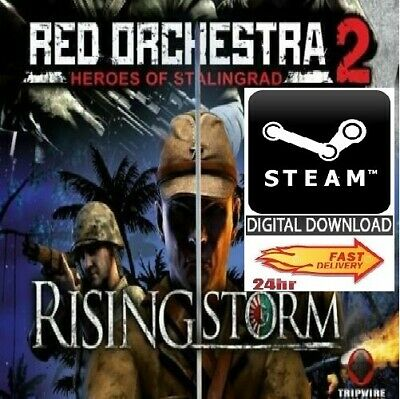 £3.99 • Buy Red Orchestra 2: Heroes Of Stalingrad With Rising Storm PC Steam *FAST DELIVERY*