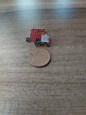 American Tractor Unit (E) Pin Badge • 2.50£
