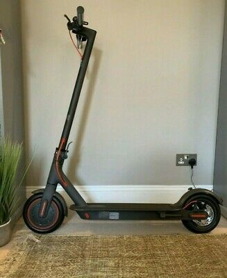 View Details Xiaomi M365 Pro  Electric E Scooter Up To 28 Miles Range UK Model (USED TWICE) • 390.00£