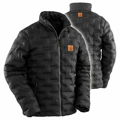 Vass-tex Quilted SD (Synthetic-Down) Ultra Rib Down Jacket • 71.50£