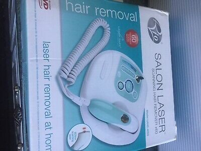 RIO SALON SCANNING 60X Body & Face Laser Hair Remover X60 LAHS-4000 Used • 60£