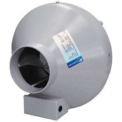 System Air Fan RVK In-line Extractor Ducting SystemAir Growroom Hydroponics • 57.99£