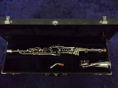 $220 • Buy Quality! Selmer Bundy Usa Alto Clarinet + Case