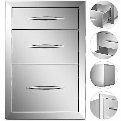 $158.39 • Buy Access Doors And Drawers Outdoor Kitchen BBQ Island Components