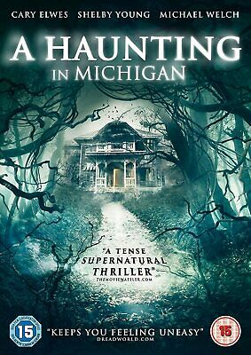 A Haunting In Michigan - Dvd **new Sealed** Free Post** • 2.85£