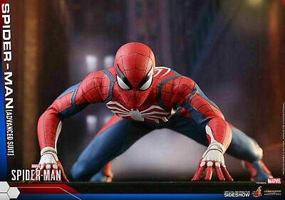 $ CDN379.52 • Buy Spider-Man Advanced Suit - Hot Toys - 12  1/6 Scale (VGM31)