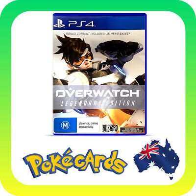AU32.88 • Buy Overwatch (PlayStation 4 PS4)