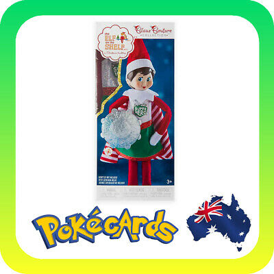 AU24.88 • Buy Elf On The Shelf Claus Couture Collection - Scout Elf Superhero