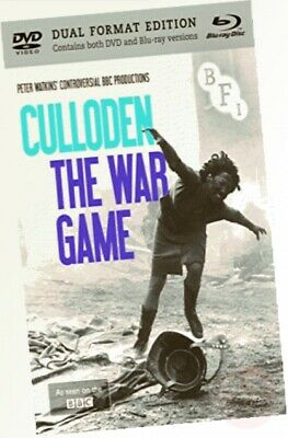 £21.52 • Buy Culloden + The War Game (Dual Format Edition) [DVD]