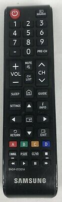 $ CDN13.36 • Buy Genuine Samsung BN59-01301A TV Remote Control Mint Free Shipping