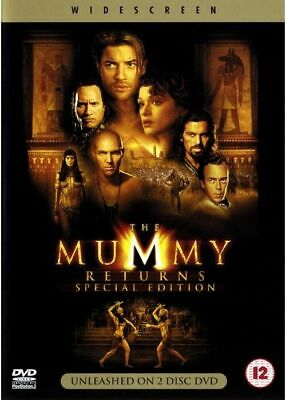 £1.89 • Buy The Mummy Returns - Special Edition (DVD) - Free Postage