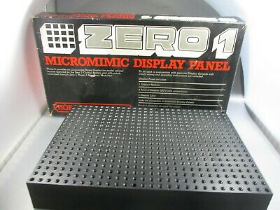 Hornby Railways Zero1: Phase 3 Micromimic Display Panel R957, 00 Gauge • 22.45£