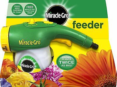 Miracle-Gro Hose Feeder All Purpose Plant Food Feed Beds Borders Hanging Baskets • 16.49£