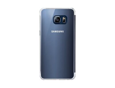 $ CDN9.90 • Buy Official OEM SAMSUNG Galaxy S6 EGDE PLUS Wallet/Clear /S-VIEW Cover Case-Genuine