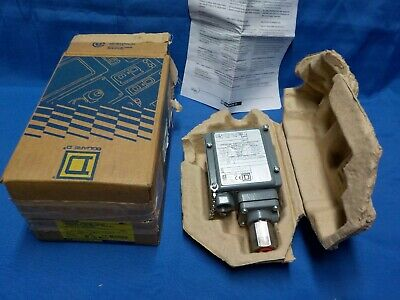 AU330 • Buy SQUARE D BY SCHNEIDER ELECTRIC  9012GCW22 -  Pressure Switch
