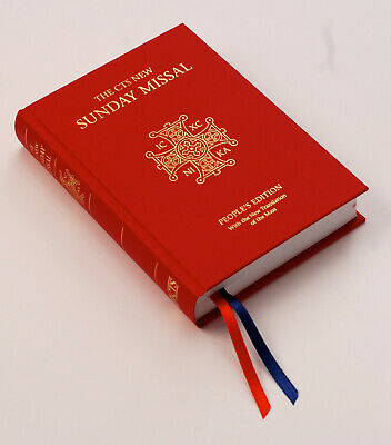 New Sunday Missal-Standard Hardback Edition, Catholic Bible, Missal, Use At Home • 35£